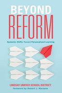 Beyond Reform