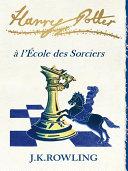 Harry Potter à l'école des sorciers Book Cover