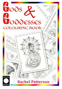 Moon Books Gods and Goddesses Colouring Book