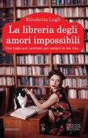 La libreria degli amori impossibili Book Cover