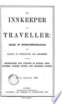 The Innkeeper and traveller