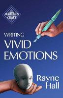 Writing Vivid Emotions