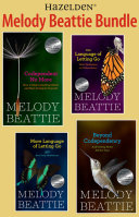 Melody Beattie 4 Title Bundle  Codependent No More and 3 Other Best Sellers by Melody Beattie