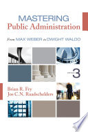 Mastering Public Administration
