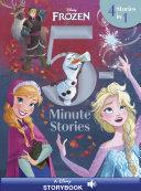 5-Minute Frozen Stories (Refresh) Book