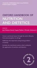 Oxford Handbook of Nutrition and Dietetics