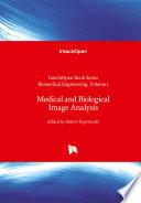 Medical And Biological Image Analysis