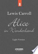 Alice in Wonderland  light version