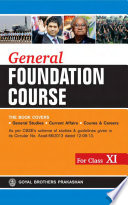 General Foundation Course