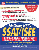 McGraw Hill s SSAT ISEE High School Entrance Exams