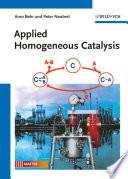 Applied Homogeneous Catalysis