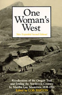 One Woman S West
