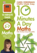 10 Minutes A Day Maths Ages 5 7