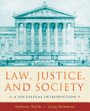 Law, Justice, and Society