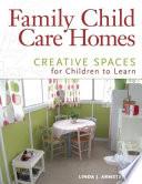 Family Child Care Homes Book PDF