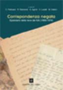 Corrispondenza negata. Epistolario della nave dei folli (1883-1974)