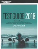 Powerplant Test Guide 2018