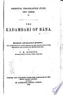 The K  dambar   of B  na