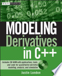Modeling Derivatives in C