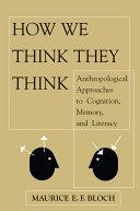 download ebook how we think they think pdf epub