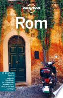 Lonely Planet Reisef  hrer Rom