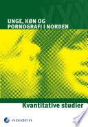 Unge, køn og pornografi i Norden