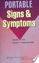 Portable Signs and Symptoms