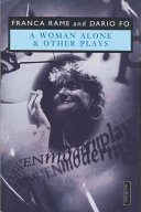 Woman Alone    Other Plays Book PDF