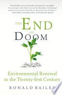 The End of Doom Book PDF