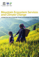 Mountain ecosystem services and climate change