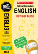English Revision Guide - Year 3