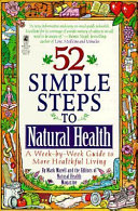52 Simple Steps To Natural Health