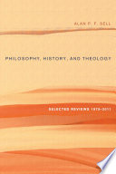 Philosophy  History  and Theology