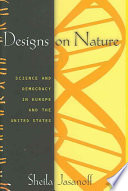 illustration Designs on Nature, Science and Democracy in Europe and the United States