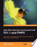 Agile Web Application Development with Yii1 1 and PHP5