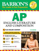 Barron s AP English Literature and Composition  7th Edition