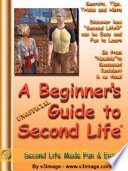 A Beginner s Guide to Second Life