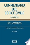 Della Propriet     artt  810 868