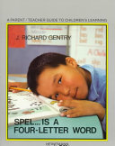 Spel   is a Four letter Word