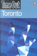 Time Out Toronto : guide gives the big picture on bars and...