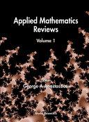 Applied Mathematics Reviews