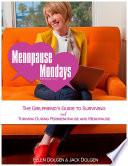 Menopause Mondays book