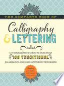 The Complete Book Of Calligraphy Lettering