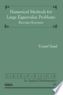 Numerical Methods for Large Eigenvalue Problems
