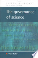 Governance Of Science