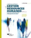 L approche syst  mique de la gestion des ressources humaines dans les administrations publiques du XXIe si  cle  2e   dition