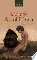 Kipling s Art of Fiction 1884 1901