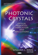Photonic Crystals : affect the motion of photons in a...
