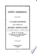 Spirit Obsession