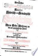 Der Europäischen Kayser- und Königlichen Häuser Historische und Genealogische Erläuterung